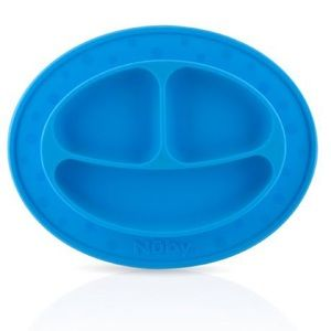 Nûby Sure Grip Silicone Miracle Mat™ Suction Plate